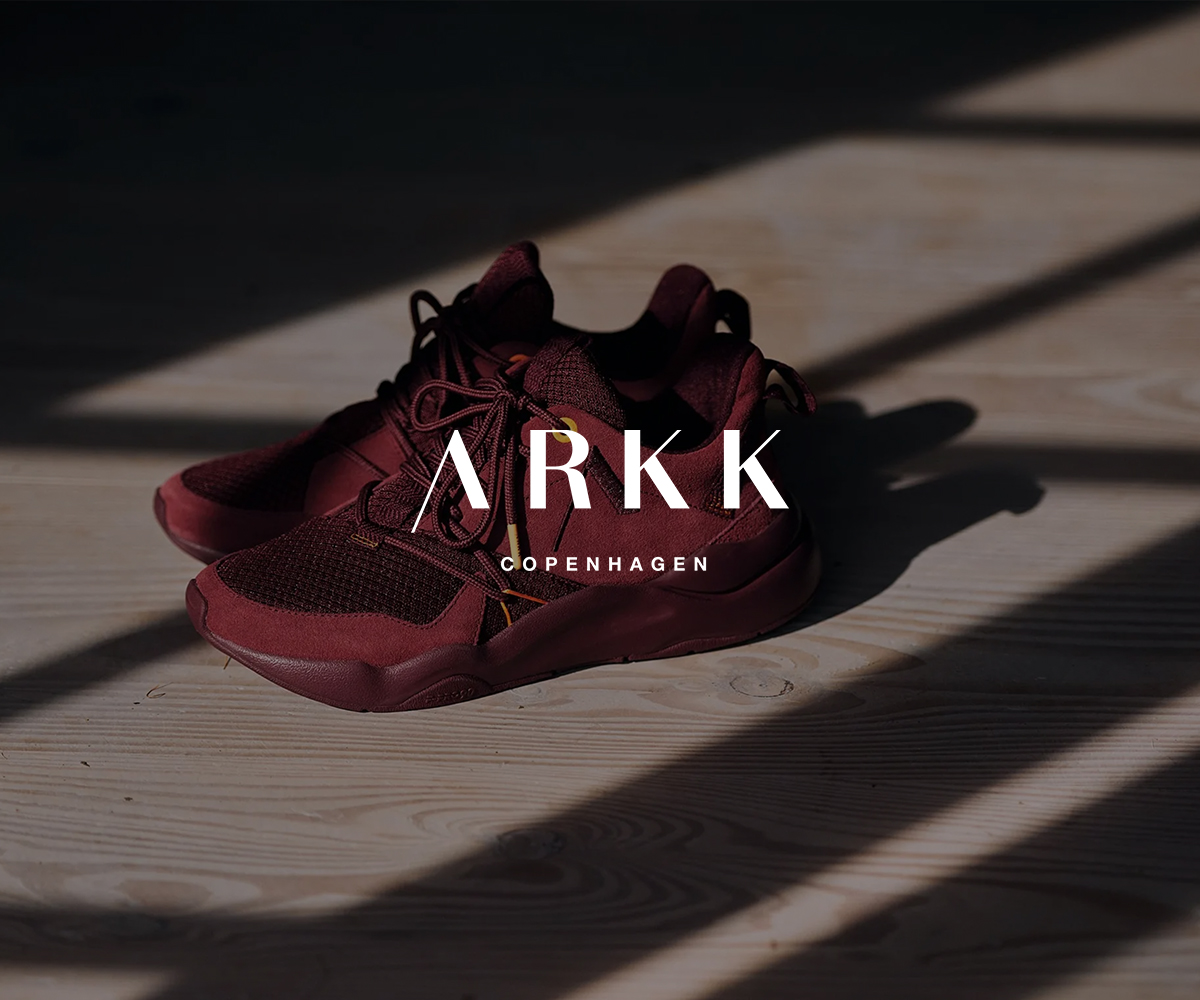 ARKK Copenhagen | Name & Visual Identity